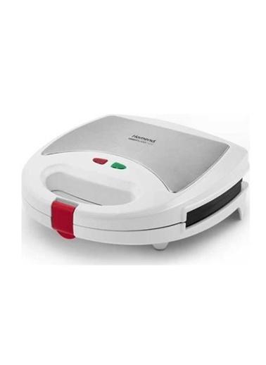 Homend 1309 Toastbuster 750 W Çıkarılabilir Plakalı Tost Ve Waffle Makinesi Renkli